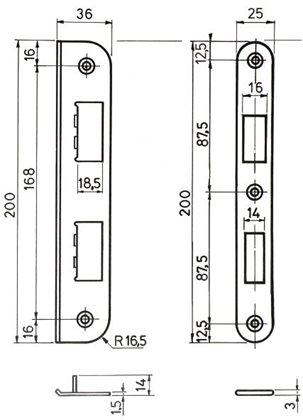 SL5016 UTFRESING