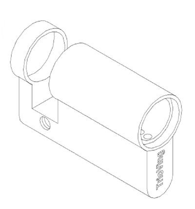 SD5506 utvendig sylinder