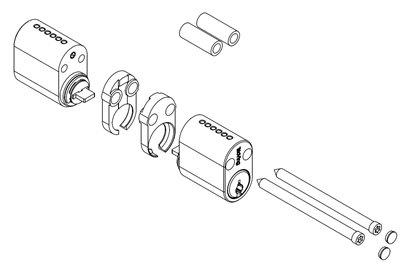 SD5530 tilbehør/utstyr