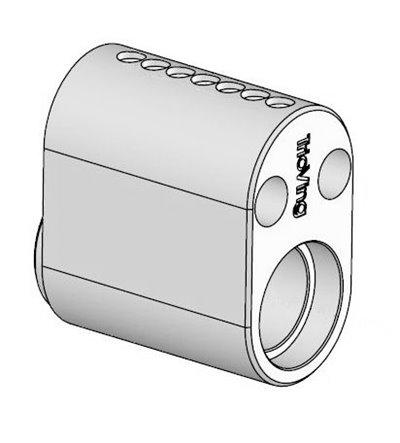 SD5547 utvendig sylinder oval innside