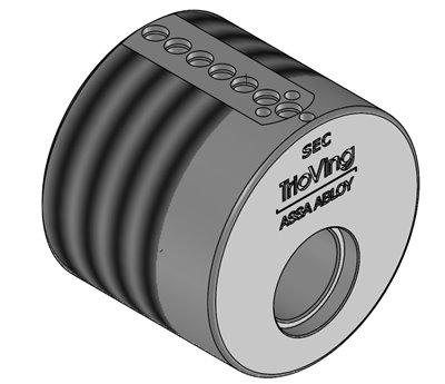 SD5568 utvendig sylinder rund utside