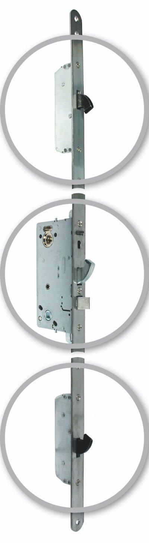 LK310MPL flerpunktslås løs låskasse