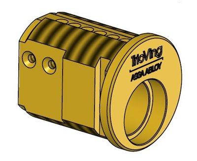 SD4868/xx08 utvendig sylinder