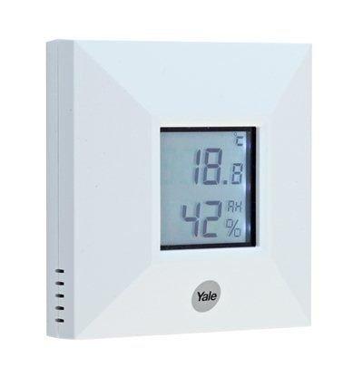 Temperatur- og luftfuktighetssensor